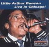 Little Arthur Duncan - Live in Chicago! (Random                   Chance Records)