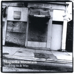 Magnolia Mountain - Nothing As It Was (Sleep Cat                   Records)